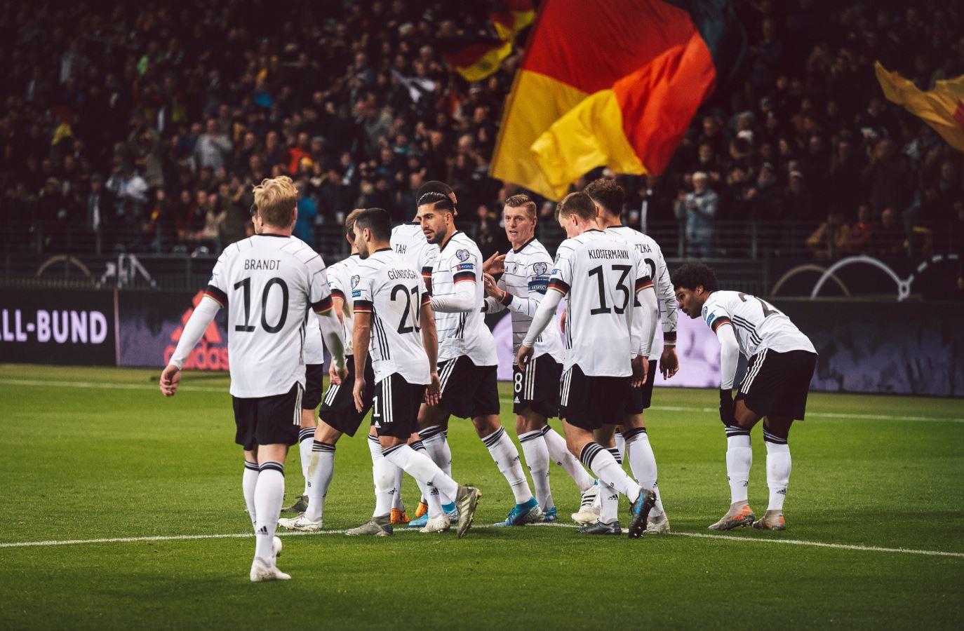 DFB-Team zeigt Solidarität