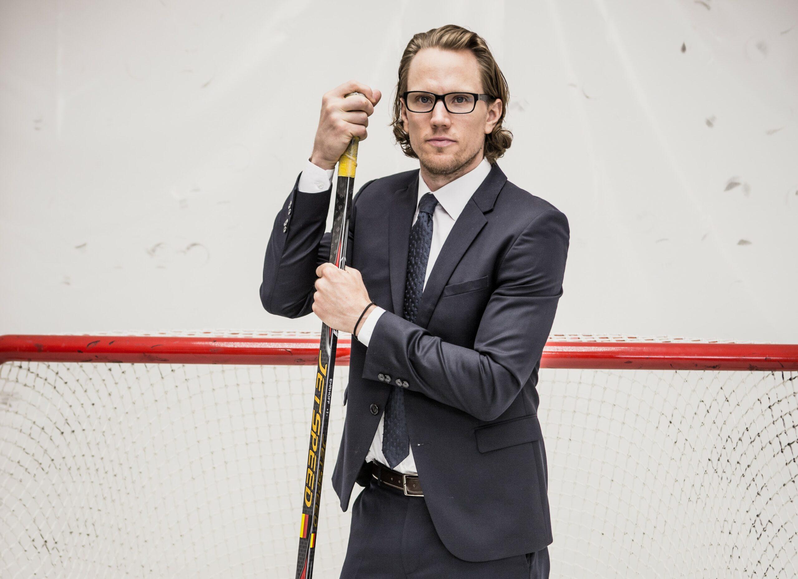 Eishockey-Profi Christian Ehrhoff – Wir können die Zukunft selbst gestalten!